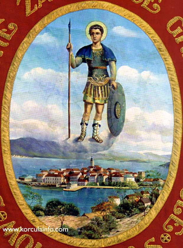 Sveti Todor Flag