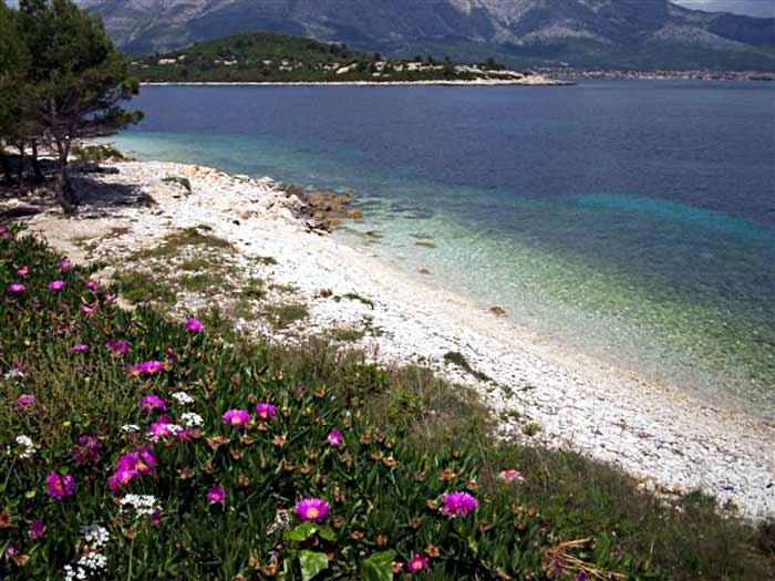 vrnik-beach-spring1