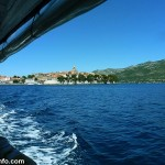 Taxi Boat (Water Taxi) Korcula