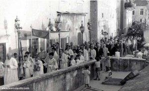 Corpus Christi Procession in Korcula (1957)