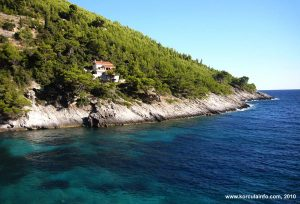 Holiday Home in Bacva Bay - Korcula Island