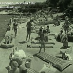 Video: Life's a Beach - Korcula in 1960s