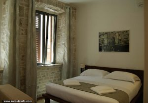 Double Room on the Second Floor - Hotel Fabris, Korcula