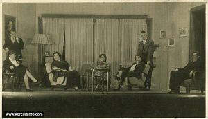 Amateur Theatre Co - Korcula 1960