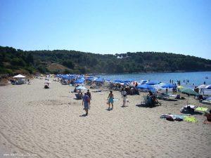 Sand at Vela Przina