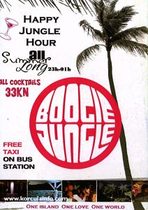 Happy Hour @ Boogie Jungle Club