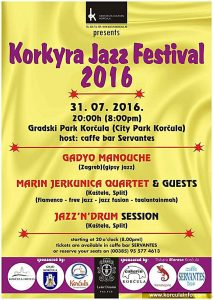Korkyra Jazz Festival 2016