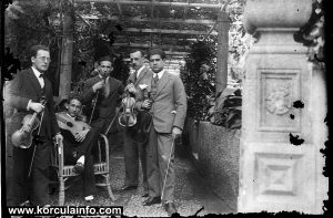 Music Band @ Foretić Gardens, Korcula