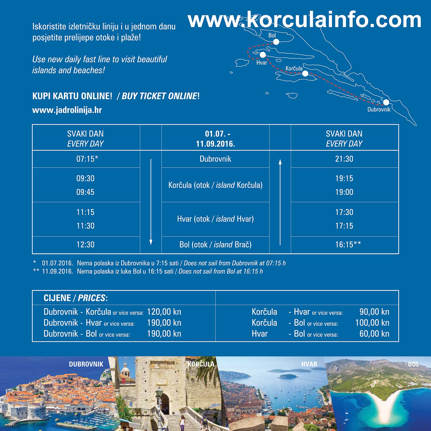 how to get to dubrovnik from hvar