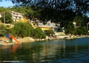 Beach Zal, Brna