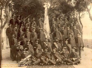 Hrvatski Sokol, Korcula 1900s