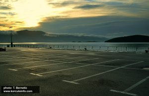 Parking with Sea Views - Korcula (2017)