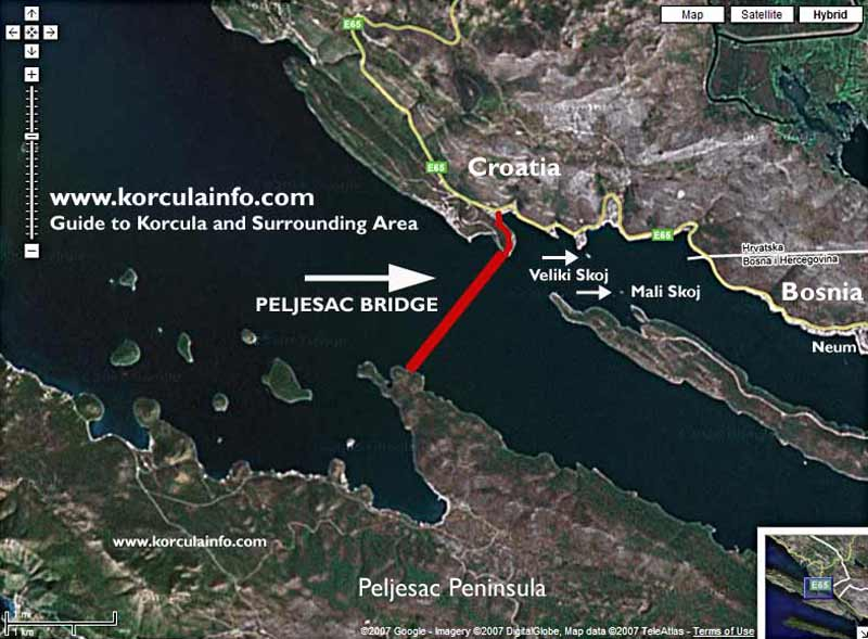 map-peljesac-bridge1
