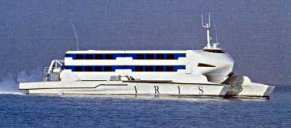 Ferry Korcula - Hvar - Split - Hvar - Korcula