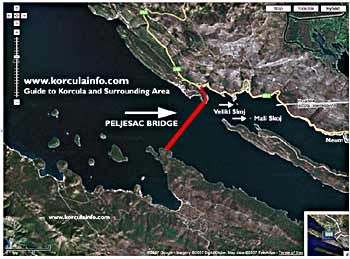 Peljesac: Bridge over troubled water