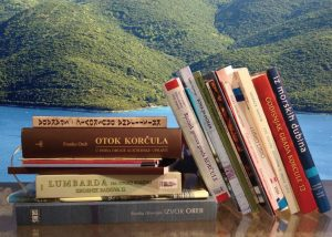 Books published at Korcula Island