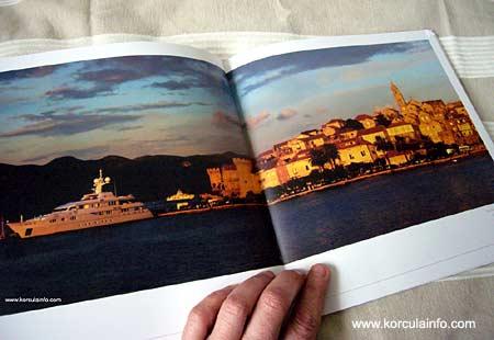 korcula in porto montenegro brochure