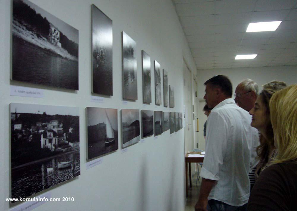 Vintage Photos at the Exhibition - Lumbarda