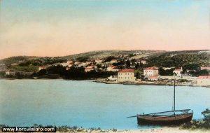Prvi zal in Lumbarda in 1910