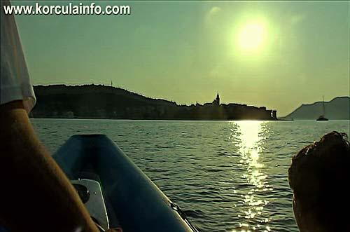 speedboat to korcula