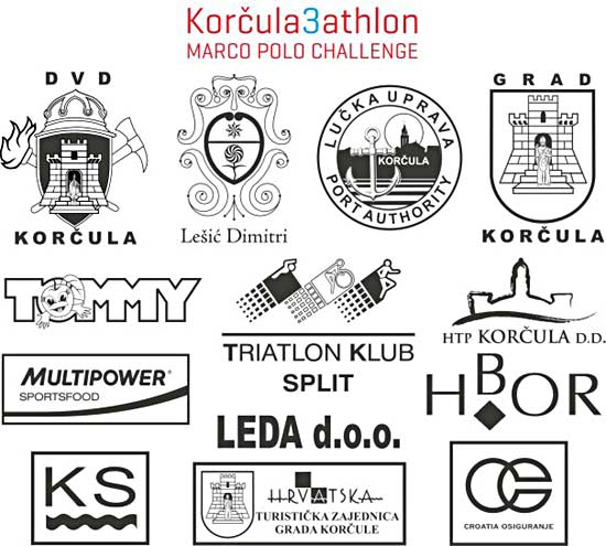 Sponsors of Marco POLO Chalenge 2013