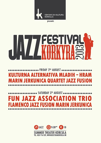 korkyra jazz festival 2013