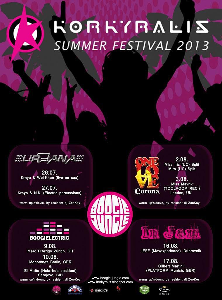 Korkyralis Summer Festival 2013