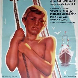 Film Poster: Crni Biseri, 1958