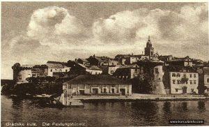 Kino Progres - Korcula, 1920s
