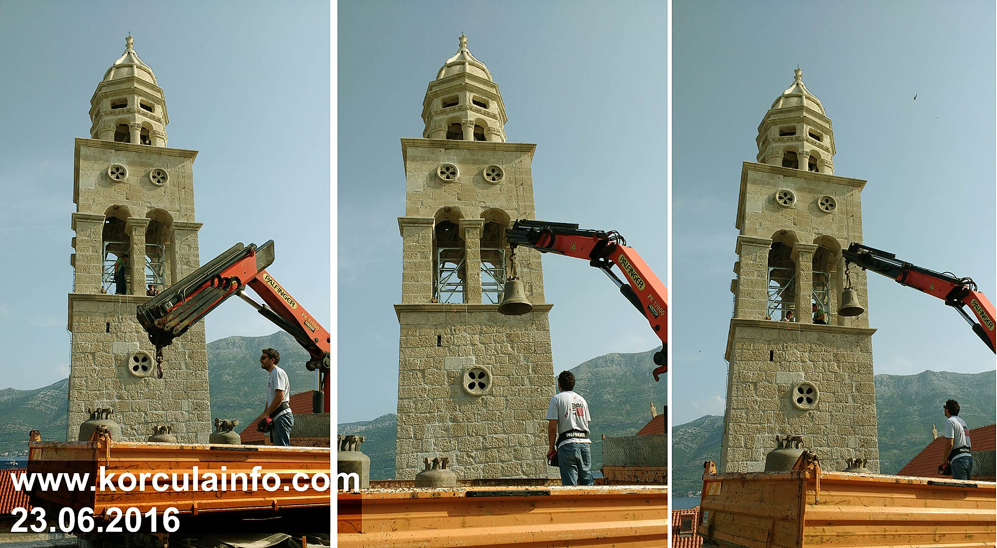 New Church Bells - Sveti Nikola 23.06.2016