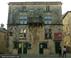 Gabrielis Palace - Façade