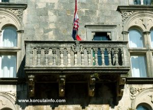 Balcony @ Gabrielis Palace