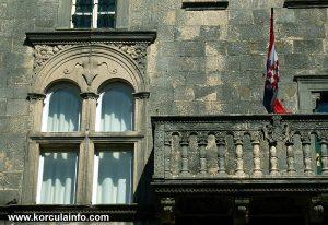 Window @ Gabrielis Palace