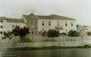 Dominican Convent (Samostan Andjela Cuvara) in 1930s,