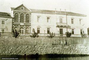 Dominican Convent (Samostan Andjela Cuvara) in 1920s,