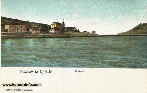 Church & Monastery - Put Svetog Nikole, Korcula (1900s)