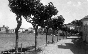 Sveti Nikola Street (1920s)
