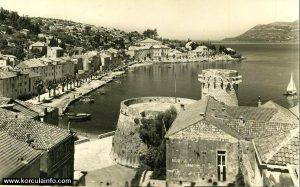 Sveti Nikola in 1950s