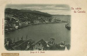 Views over Sveti Nikola (early 1900s)