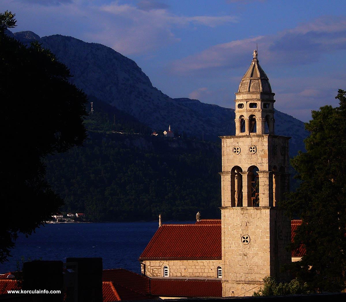 Sveti NIkola Church Tower