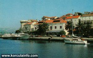 Ferry Hydrofoil Krila Splita (1980s)