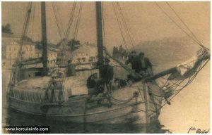 Ferry Trabakula 1930s