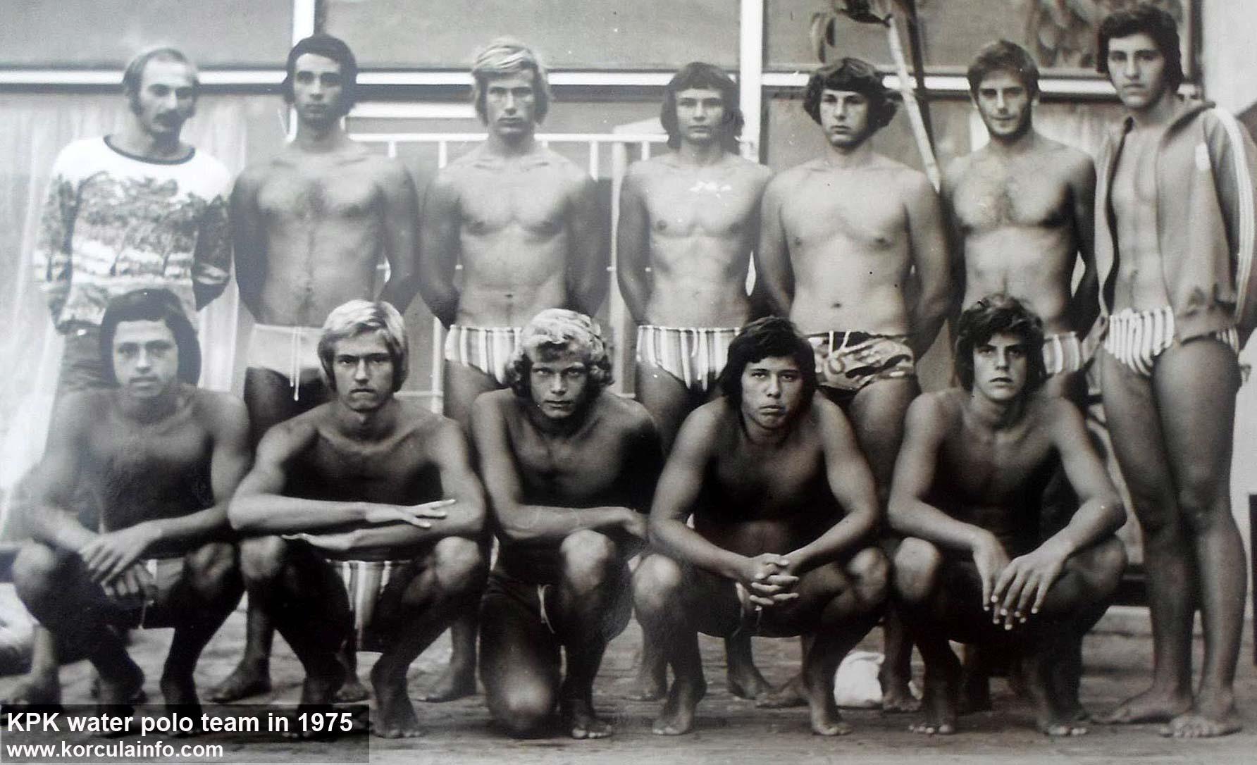 KPK Water Polo Team (1975)