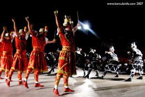 Moreska Dancers