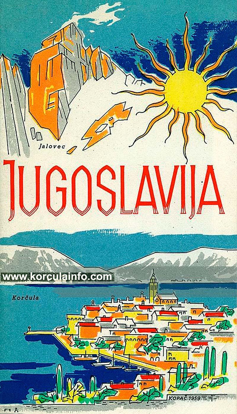 Poster of Korcula (Kopac ,1959)