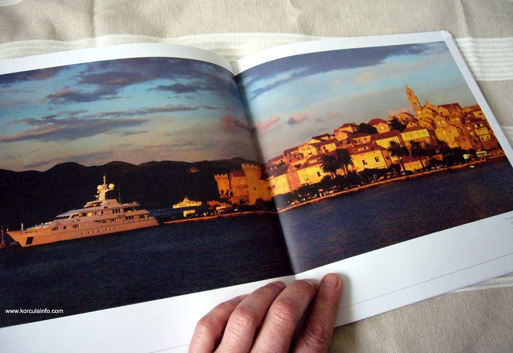 Korcula photo in PortoMontenegro Brochure