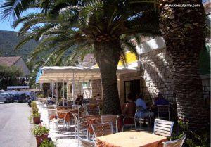 Restaurant cafe in Racisce