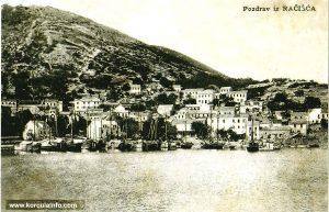 Racisce harbour in 1930s
