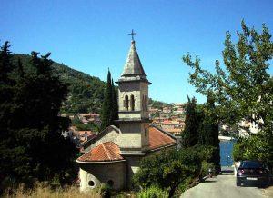 Church in Racisce