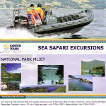Sea safari Excursion to Mljet National Park